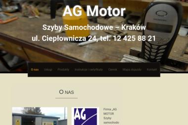 AG Motor - Przyciemnianie Szyb w Samochodzie Kraków