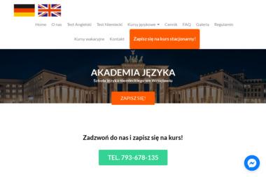 Akademia Języka - Kurs niemieckiego Wrocław