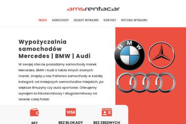 AMSRENT - Wypożyczalnia Aut Gdańsk