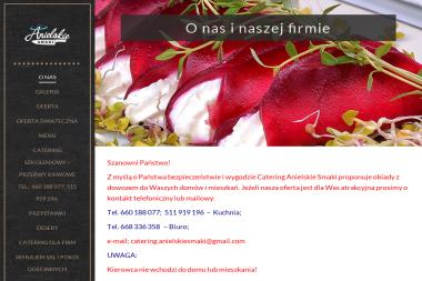 Catering Anielskie Smaki - Catering Lublin