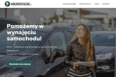Arka Rent A Car - Wypożyczalnia samochodów Katowice