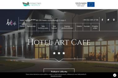 Hotel ArtCafe - Lokale gastronomiczne Nak艂o nad Noteci膮