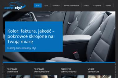 Auto-Styl - Tapicerowanie Foteli Samochodowych Nowa Sól