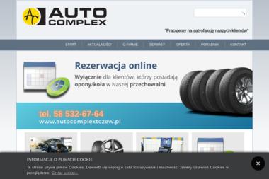 Auto Complex - Opony i felgi Tczew