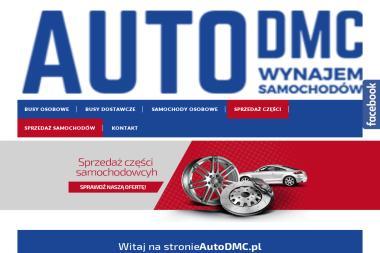 Auto DMC - Wypożyczalnia samochodów Jaworzno