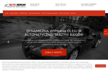 Auto Serwis - Wypożyczalnia samochodów Toruń