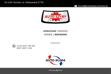 Auto-Szyby - Przyciemnianie Szyb w Samochodzie Tarnów