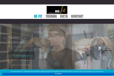 BE FIT - Akademia Zdrowia - Trener Personalny Jaworzno