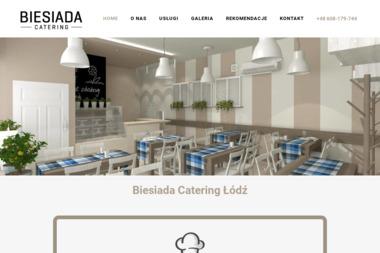 BIESIADA CATERING - Gastronomia Łódź