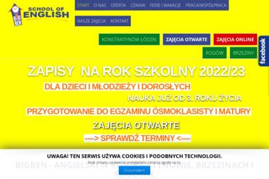 Big Ben Szkoła Języka Angielskiego - Szkoła językowa Brzeziny