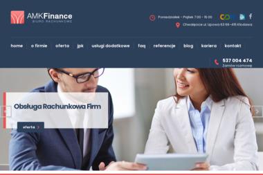 AMK Finance - Doradztwo Inwestycyjne Gorzów Wielkopolski