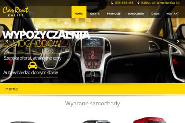 CarrentKalisz - Wypożyczalnia samochodów Kalisz