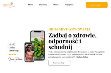 Catering Dietetyczny - Ireneusz Pochwała - Catering Głubczyce
