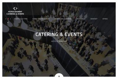 Catering & Events - Hotele Diament - Gastronomia Gliwice