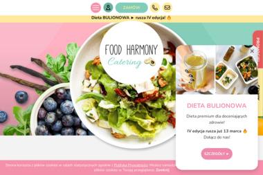 Food Harmony Catering - Catering Dla Firm Wieliczka