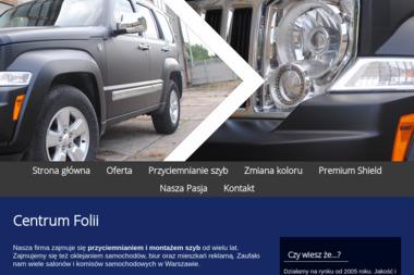 Centrum Folii - Przyciemnianie Szyb w Samochodzie Skrzeszew
