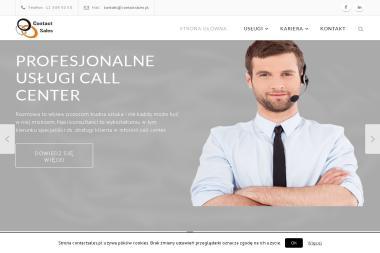 Contact Sales Poland Sp. z o.o. Sp. k. - Call Center Kraków
