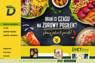 Diet Drive - Firma Cateringowa Tarnów