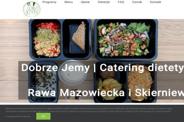 Dobrze Jemy Catering Dietetyczny - Catering Rawa Mazowiecka