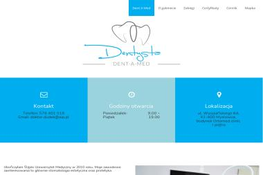 Dentysta Dent-A-Med - Gabinet Dentystyczny Mysłowice