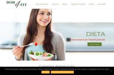 Dor 4 Fit - Catering Miejsce Piastowe