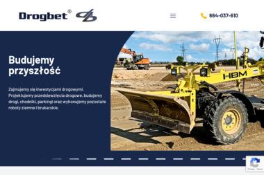 DROGBET - Budowa dróg Suchy Las