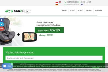 Eco2Drive - Wypożyczalnia Samochodów Gdańsk