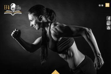 Elite Fitness Academy - Trener personalny Dys
