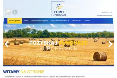 EuroFundusze - Dotacje Unijne Olsztyn