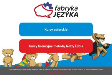FABRYKA JĘZYKA - Nauczyciele angielskiego Elbląg