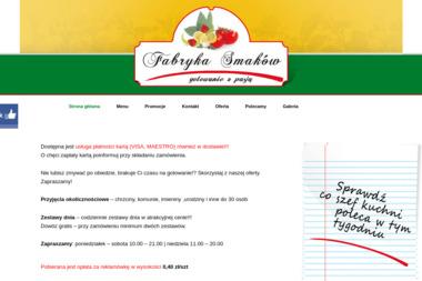 Fabryka Smaków - Gastronomia Siedlce