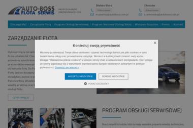 Flota Auto-Boss - Wypożyczalnia samochodów Chorzów