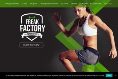 FreakFactory - Trener personalny Przemyśl
