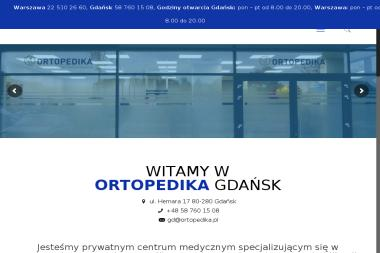 Ortopedika - Ortopeda Gdańsk