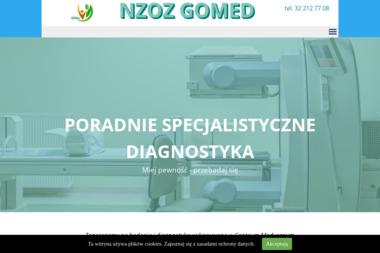 """""""GOMED"""" sp. z o. o. - Prywatne kliniki Pszczyna"""