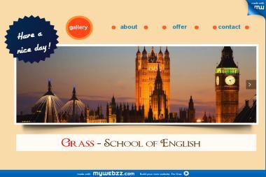 Grass - School of English - Nauczyciele angielskiego Węgorzewo