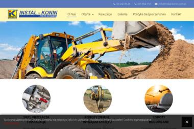 Instal-Konin - Instalacje sanitarne Konin