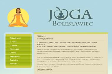 JOGA Bolesławiec - Joga Bolesławiec