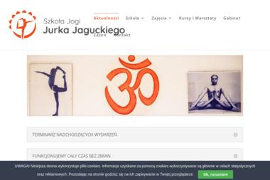 Szkoła Jogi Jurka Jaguckiego - Joga Szczecin