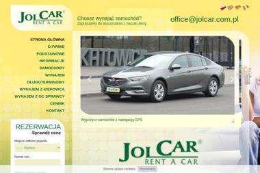 Jol Car - Wypożyczalnia samochodów Katowice
