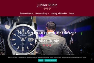 Jubiler Rubin - Rzemios艂o Stalowa Wola