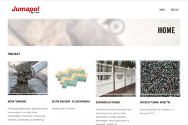 Jumapol - Sprzedaż Ogrodzeń Betonowych Włocławek