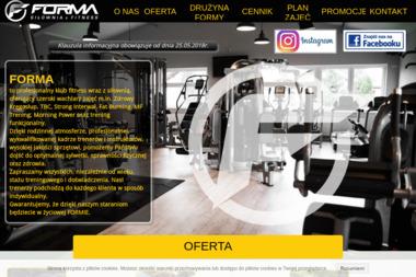 FORMA Siłownia & Fitness - Trener personalny Skierniewice