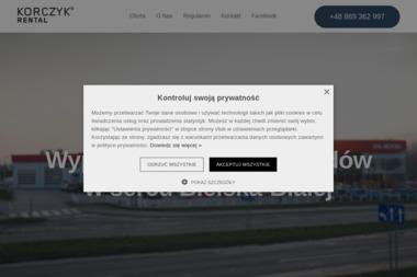 Korczyk Rental - Wypożyczalnia samochodów Bielsko-Biała