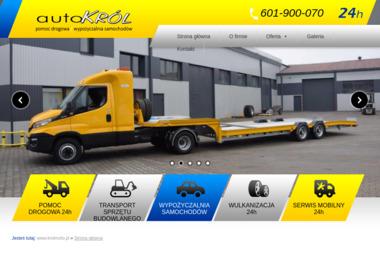 autoKRÓL - Wypożyczalnia samochodów Mysłowice