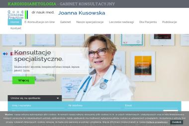 "Gabinet Konsultacyjny ""Good Clinical Practice"" - Diabetolog Łódź"