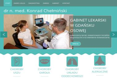 GABINET GDAŃSK OSOWA dr n. med. Konrad Chełmiński - Alergolog Gdańsk