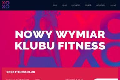 XOXO FITNESS CLUB - Trener personalny Łomża