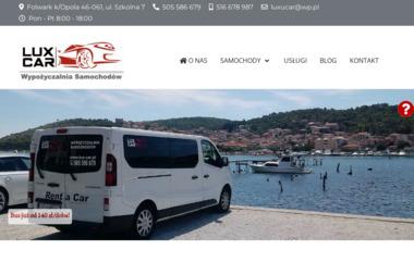 Lux-Car - Wypożyczalnia samochodów Folwark