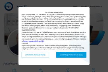 PZU Ubezpieczenia Gryfice - Agent Marcin Markowski - Ubezpieczenia Gryfice